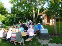 Richtfest_Gartenhaus